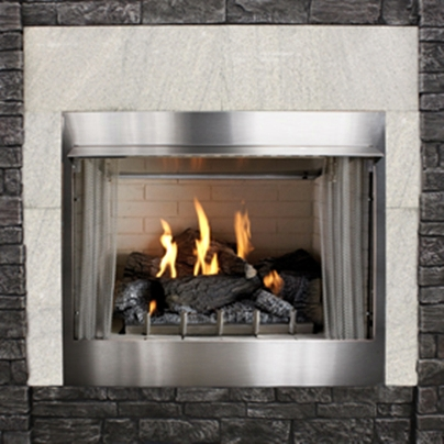 Fireplaces More Vent Free