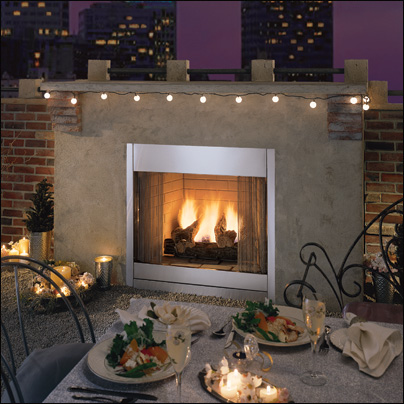 Order Gas Fireplace Vented Natural Vent Fireplaces