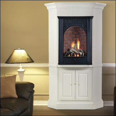 gas fireplaces better vented or non vented fireplaces