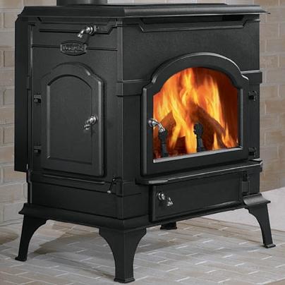 Fireplaces More Wood Burning